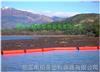 浮筒河道垃圾拦截拉网塑料拦截浮筒厂家
