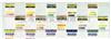 ADVANTEC 蓝石蕊酸碱测试纸pH Test Papers